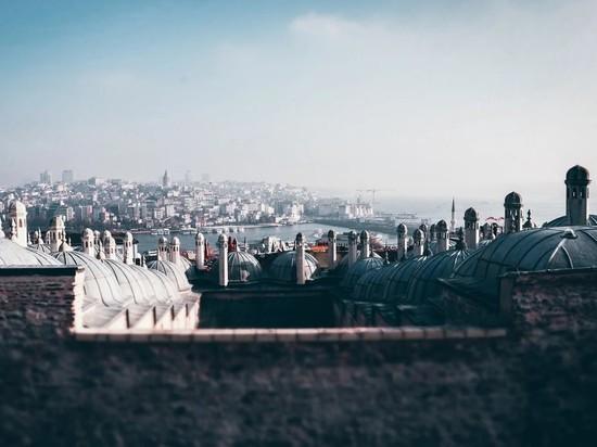 В Турции начался третий пик пандемии коронавируса