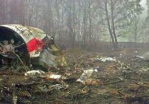 Польский борт №1 разбился под Смоленском более 10 лет назад