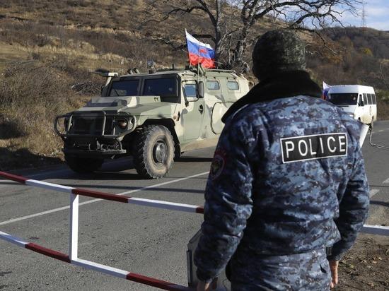 Миротворцы начали гуманитарную операцию в Закавказье