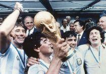 Я видел слёзы Диего Марадоны. Это было 8 июля 1990 года на олимпийской арене Рима, когда капитан немецкой сборной Лотар  Маттеус после финального матча чемпионата мира с аргентинцами поднял над головой кубок Жюля Римэ.