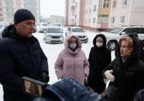 Плесень и неприятный запах: глава Нового Уренгоя пообещал решить проблемы жильцов дома на Молодежной