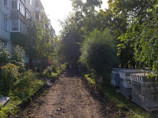 В этом году наукограду была выделена солидная сумма на реализацию программы «Городская среда» - 100 млн рублей