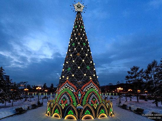 В Иркутске из-за COVID-19 отменили Новый год и фейерверк