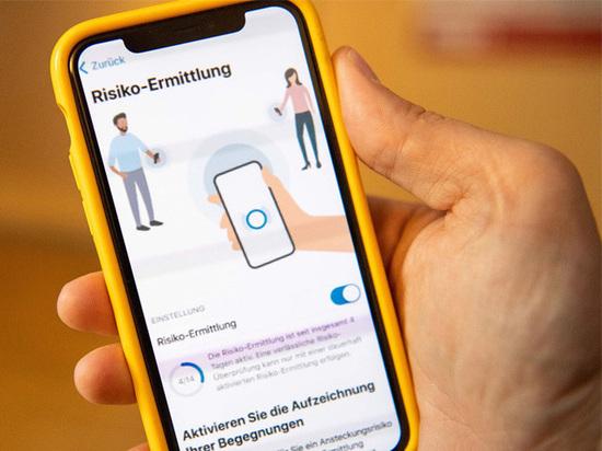 Германия: RKI опубликовал новую версию приложения Corona-Warn-App