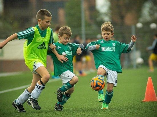 В Хакасии появится Детский футбольный центр