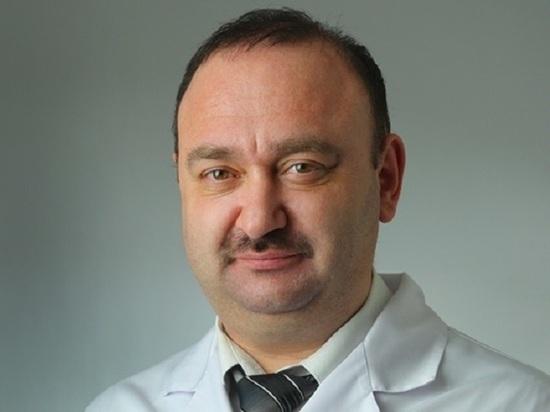 Умер главный врач Горбольницы №3 Андрей Кошель