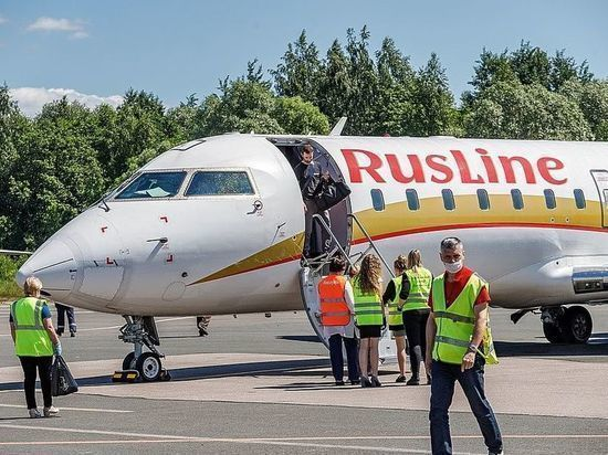 Куда будут летать самолеты из Пскова в 2021 году