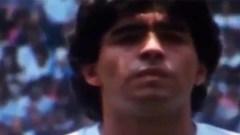 Лучшие голы Диего Марадоны: незабываемые кадры