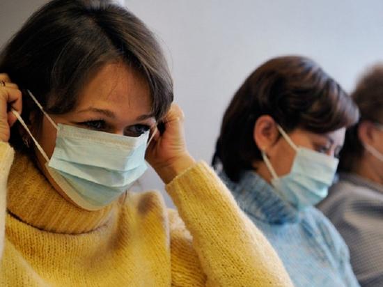 В Хакассии выявлено еще 180 человек, заражённых коронавирусом