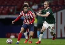 Очередное российско-испанское противостояние в Лиге чемпионов не сулило, казалось, ничего хорошего