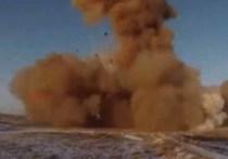 Испытательный пуск новой российской противоракеты на полигоне Сары-Шаган в Казахстане в четверг, 26 ноября, завершился поражением цели