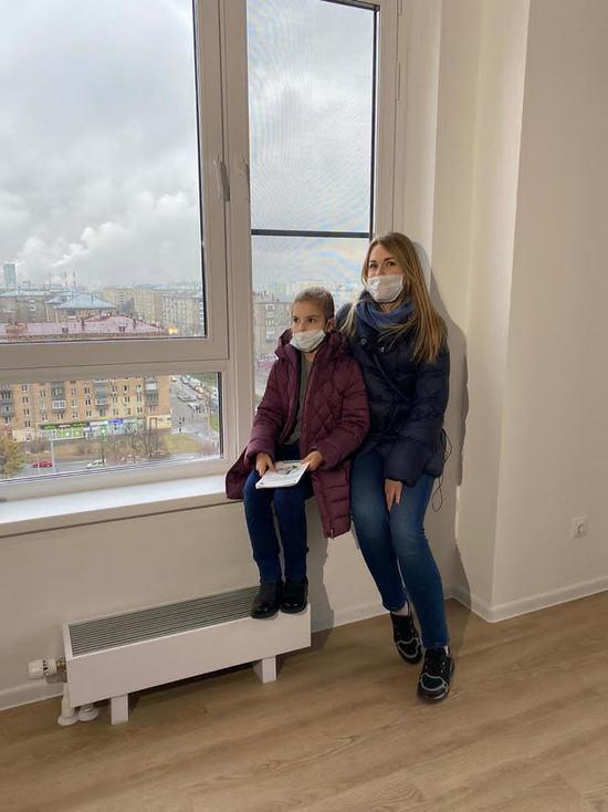 Жители новостройки поделились впечатлениями о новом жилье и планами на будущее