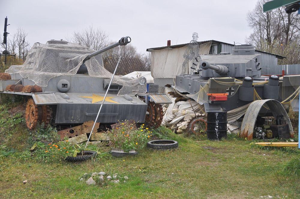 Рязанец основал музей, посвященный Великой Отечественной войне