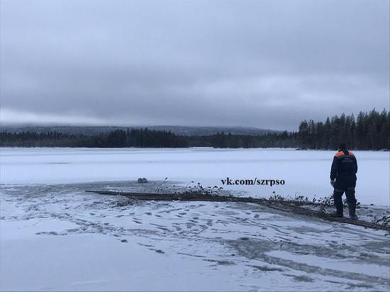 В озере Нижнее Чекко утонул кандалакшанин