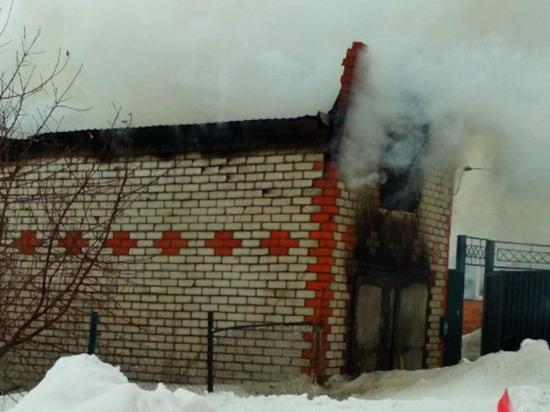 Чебоксарские пожарные спасли из огня Great Wall Hover H3