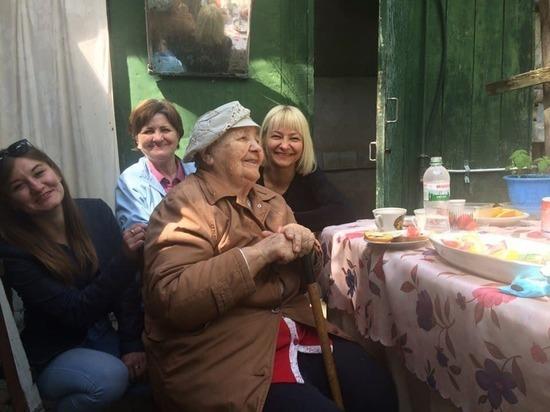 Станислава Боднарь не дожила три месяца до своего 100-летия