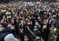 Убитый в минском «Дворе перемен» Роман Бондаренко стал новым символом белорусского протеста