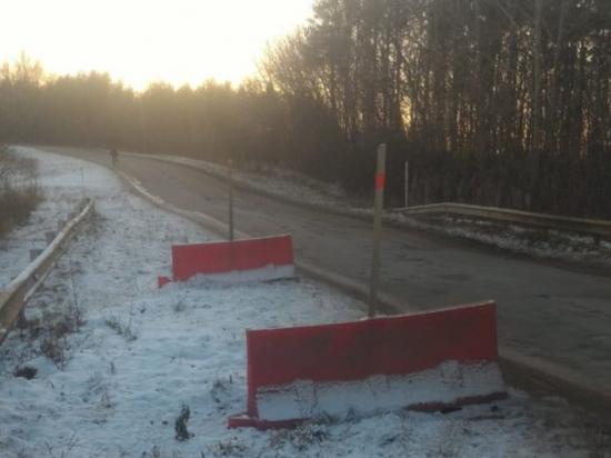 Чувашская прокуратура через суд пытается заставить районные власти отремонтировать мост