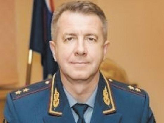 СК задержал бывшего замглавы ФСИН Максименко