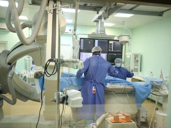 Волгоградские хирурги провели уникальную операцию месячному ребенку