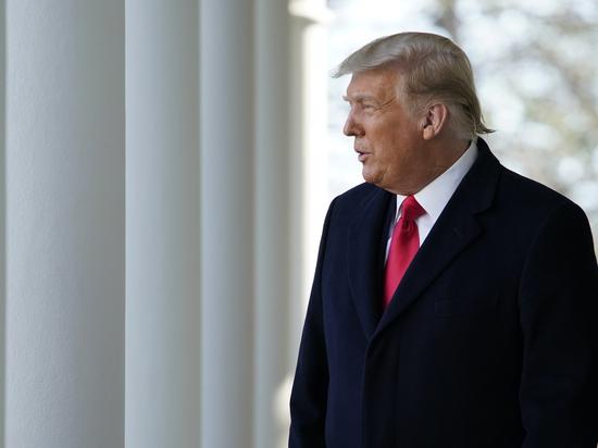 Дональд Трамп заявил, что он одержал победу на президентских выборах