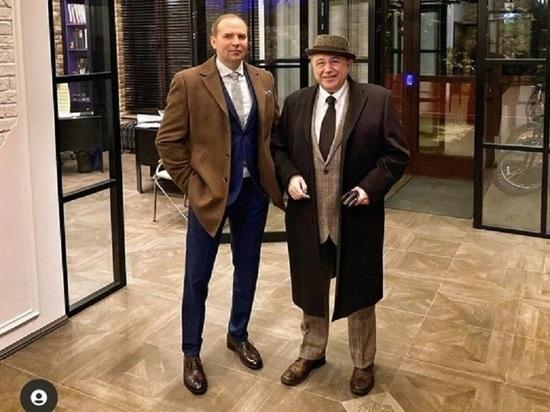 Звёздный адвокат Сергей Жорин намекнул на женитьбу Евгения Петросяна
