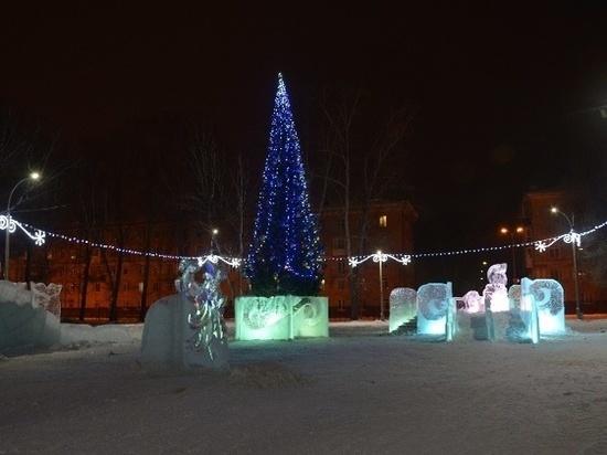 Кемерово в этом году украсят 11 снежных городков