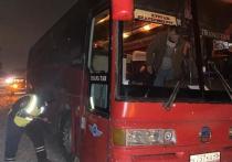 Около Заречного автобус SsangYong насмерть сбил пешехода
