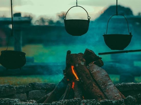Приготовление на древесных углях пищи опасно для легких – ученые
