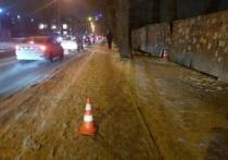 В Екатеринбурге найден водитель, сбивший пешехода на тротуаре