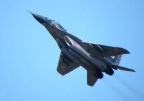 Разбившийся МиГ-29К ВМС Индии, взлетел с бывшего «Адмирала Горшкова»