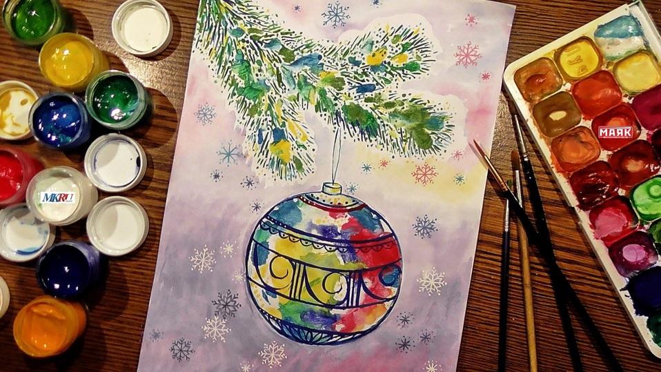 Суперконкурс рисунков «Новогодняя игрушка» стартует в Пскове, фото-3