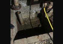 При ремонте подвала в Красноярске нашли замурованное в бетон тело