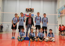 Юные волейболисты из Губкинского завоевали «бронзу» на всероссийском первенстве