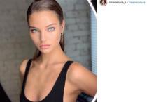 Супермодель Алеся Кафельникова опубликовала на своей странице в Instagram кадр из новой откровенной фотосессии и порадовала фанатов