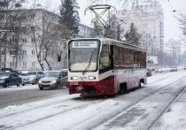 В Новосибирске несколько часов не ходили троллейбусы и трамваи