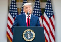 Дональд Трамп впервые рассказал журналистам, что может стать концом его борьбы за пост президента США