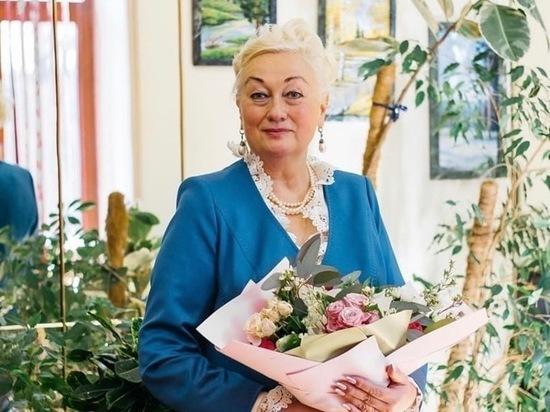 Главврач ОКБ имени Семашко Людмила Сорокина удостоена почетного звания