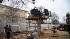 Отреставрированное «Дерево дружбы» установили в карельской столице