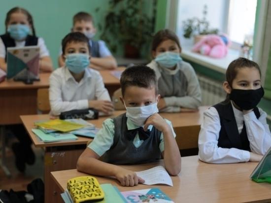 К очному формату учебы поэтапно вернутся все школьники Забайкальского края, начиная с 30 ноября