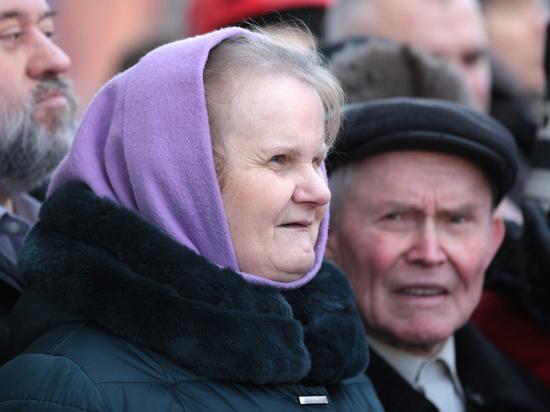 Большинство россиян хотели бы получать пенсию в размере 30-50 тысяч рублей, гласят результаты свежего опроса