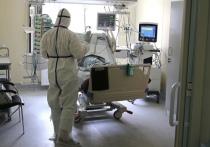 Сарана: Число пациентов с тяжелой формой COVID-19 за месяц увеличилось на 4%