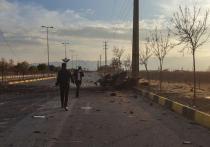 В Иране убили физика-ядерщика Мохсена Фахризаде, который мог участвовать в разработке военной ядерной программы страны