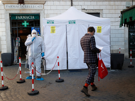 Российский ученый скептически отнесся к сенсации о COVID-19: итальянская мутация