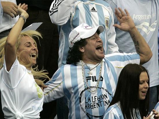 Стали известны результаты патологоанатомического исследования тела легендарного аргентинского футболиста Диего Марадоны, скончавшегося 25 ноября от сердечного приступа