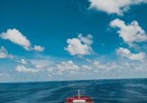 Рыболовное судно столкнулось с сухогрузом у побережья Японии