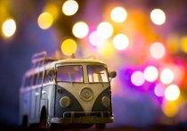 Пассажирский транспорт в Хабаровске украсят к Новому году