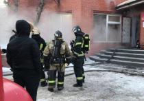Сообщение о возгорании сауны, расположенной на улице Мира в Кировском районе Новосибирска поступило на пульт пожарной охраны в 8:10 утра 28 ноября