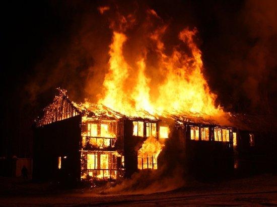 В Новосибирской гостинице в пожаре девушка погибла, спасая других