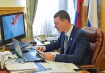 Мы вас всегда поддержим: Дегтярёв провёл личный приём матерей Хабаровского края